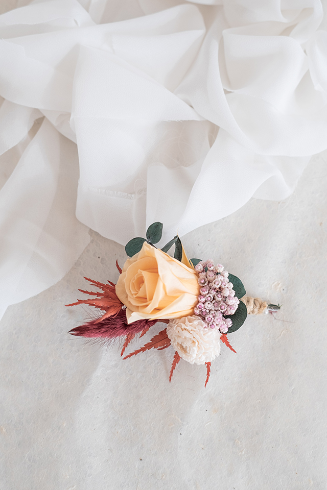 Accessoire mariage provence